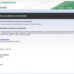 Sistem keuangan Akuntasi, Pengolahan, Anggaran, Laporan, Pencatatan, Evaluasi Keuangan,